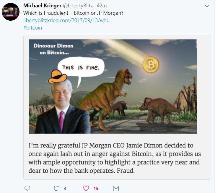 The Truth Behind The Jamie Dimon Attack