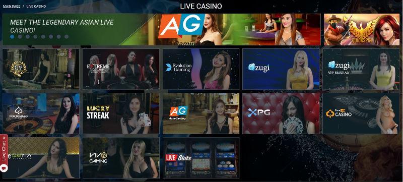 1xbislots live casino dealers