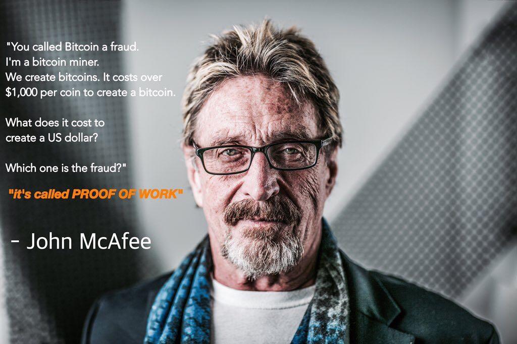 John McAfee Owns Jamie Dimon