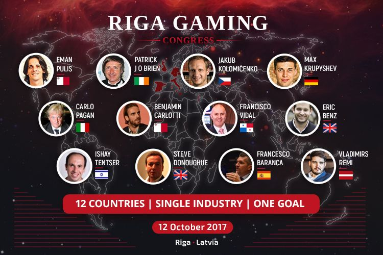 PR: Latvia Host International Riga Gaming Congress
