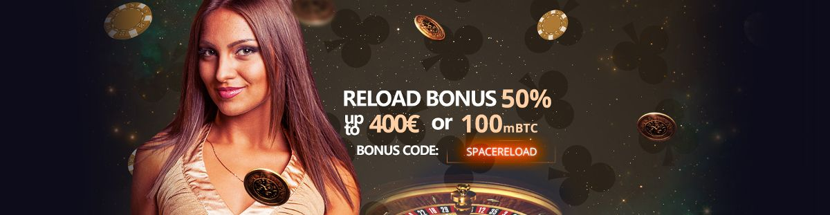 space casino offer