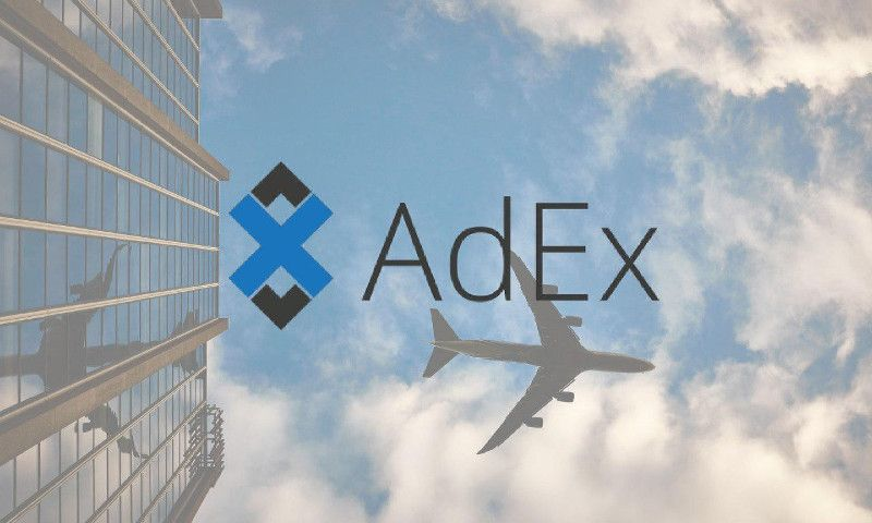 Press Release: Blockchain-based Ad Exchange AdEx Rushes into the Real Sector with INK Partnership
