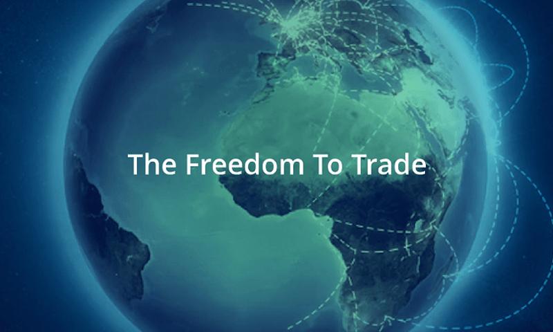 module trade ico token sale