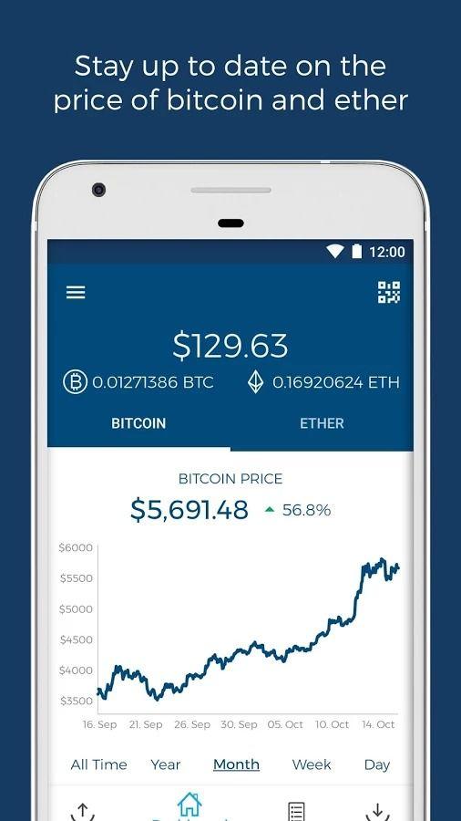 transfer bitcoin app