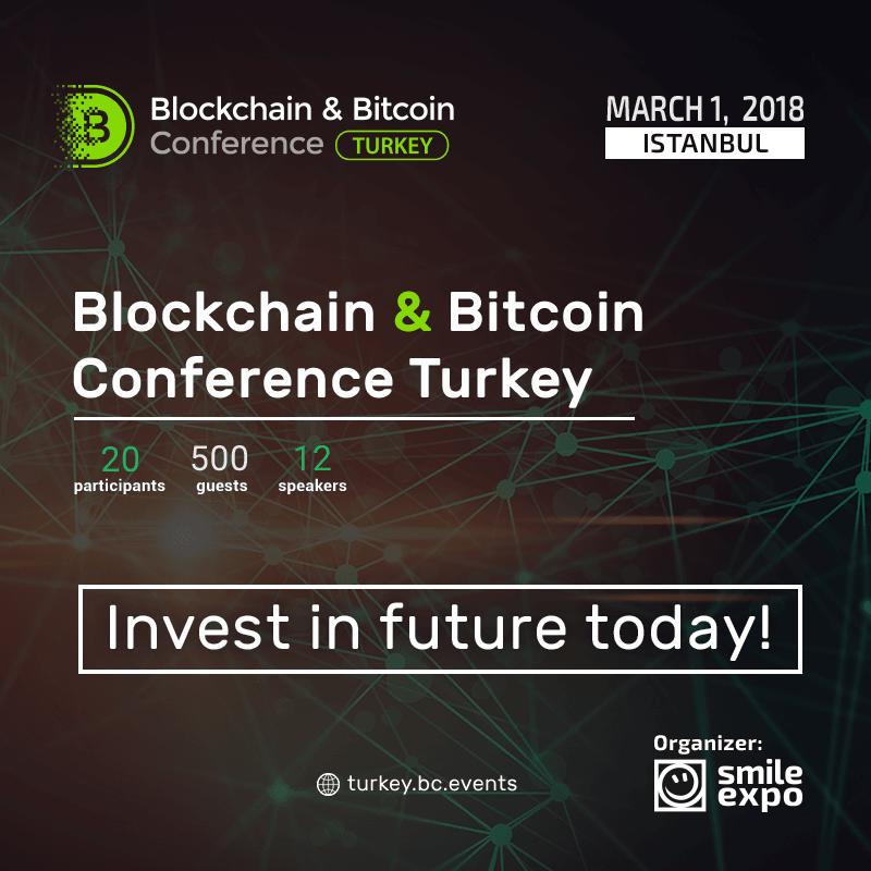 bitcoin conference turkey