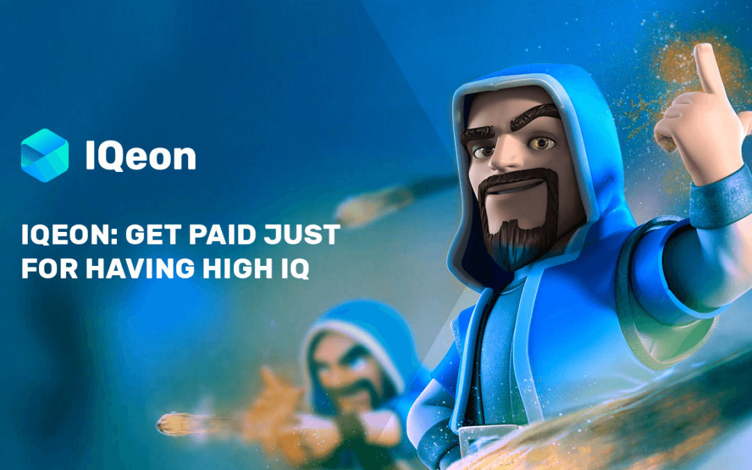 IQeon – A Project That Will Open New Opportunities for the Game Community