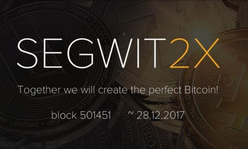 New SegWit2X Fork Goes Ahead