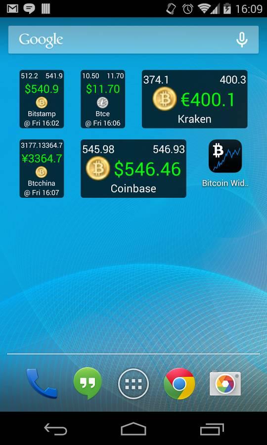 bitcoin price app