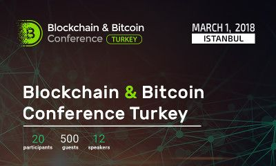 How to Launch a Blockchain Startup and Bond with the US Securities? Discussion topics of Blockchain & Bitcoin Conference Turkey