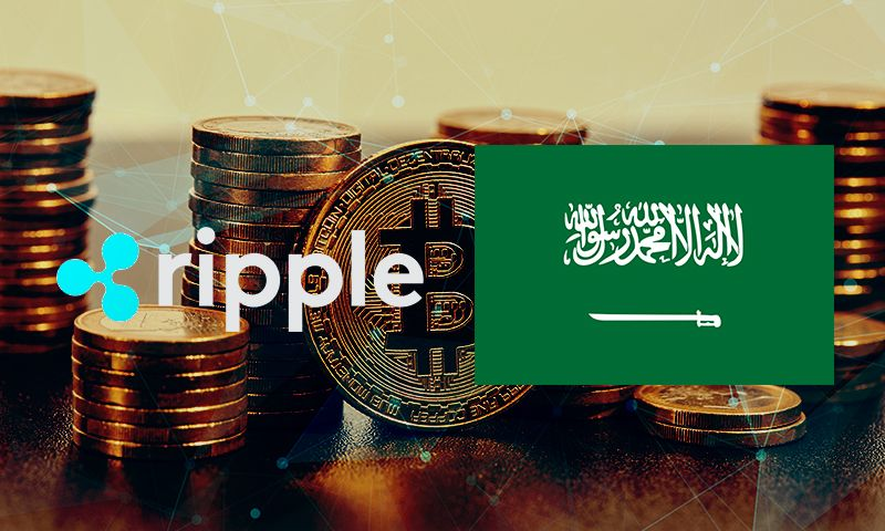 Saudi Arabian Monetary Authority And Ripple Sign Agreement