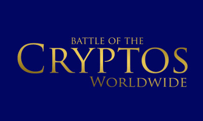 The Battle of the CRYPTOS – March 13th, 2018, at the Grand Hyatt in New York
