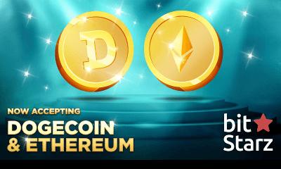 bitstarz bitcoin casino accepts ethereum and dogecoin