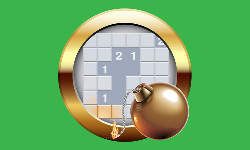 Minesweeper bitcoins blue square betting rules